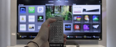 SMART TVs, STREAMING AND WIFI INTEGRATION