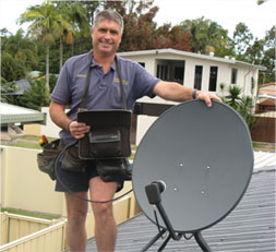 Gold Coast Antennas and Satellite Dish Installation